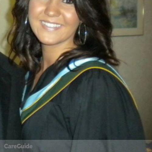 Canadian Nanny Provider Danielle Newkirk's Profile Picture