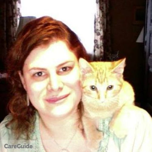 Pet Care Provider Allison Lennon Lennon's Profile Picture