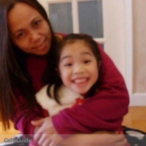Canadian Nanny Provider Rhodora Anog's Profile Picture