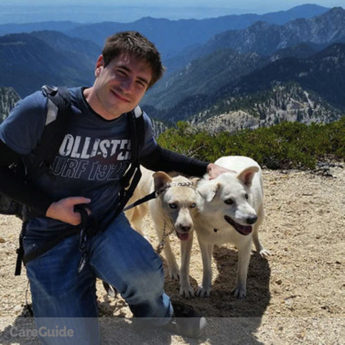 Pet Care Provider Emmanuel P's Profile Picture
