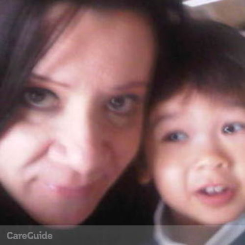 Canadian Nanny Provider Angie G's Profile Picture