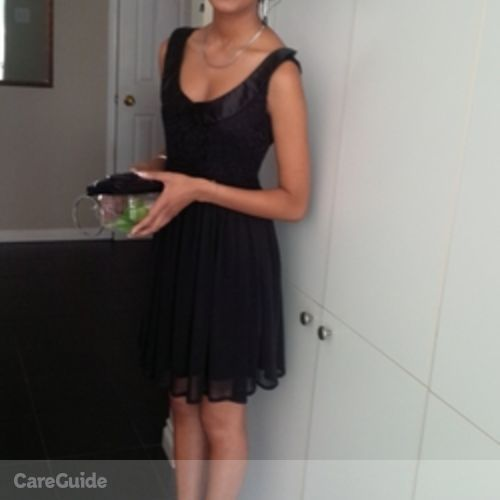 Canadian Nanny Provider Nerissa Kitney's Profile Picture