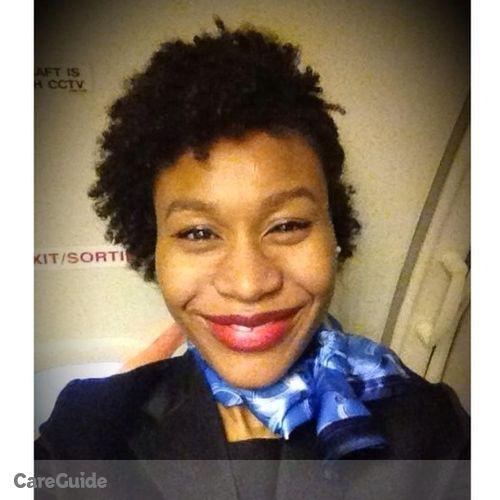 Canadian Nanny Provider Karelle's Profile Picture