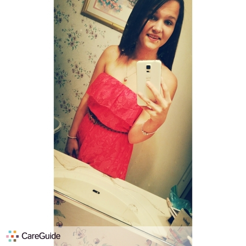 Child Care Provider Destiny Broxson's Profile Picture