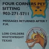 For Hire: Experienced Pet/House Caretaker in Sherman, Texas and surrounding 4 counties
