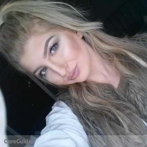 Canadian Nanny Provider Eden Kuntz's Profile Picture
