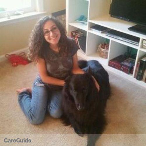 Pet Care Provider Amira Saudi's Profile Picture