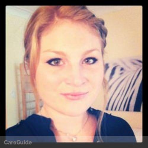 Canadian Nanny Provider Clara Legros's Profile Picture