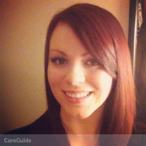 Canadian Nanny Provider Amanda F's Profile Picture