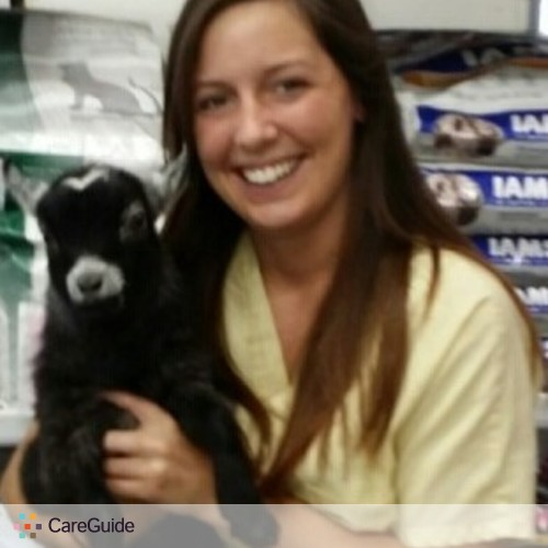 Pet Care Provider Julia Stutzman's Profile Picture