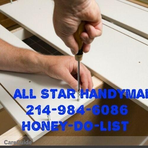 Handyman Provider Rudy M's Profile Picture