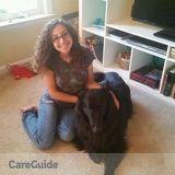 Dog Walker, Pet Sitter in Leesburg