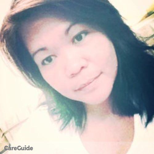 Canadian Nanny Provider Jennyvive S's Profile Picture
