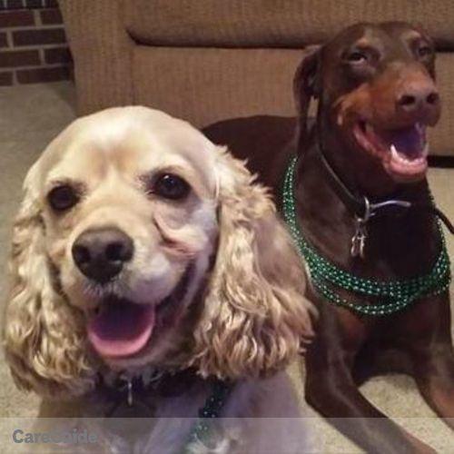 Pet Care Provider Aubrey Adkins's Profile Picture
