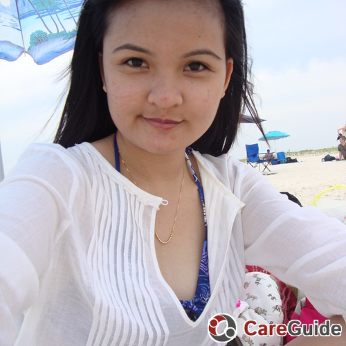 Housekeeper Provider Sheena Mae V's Profile Picture