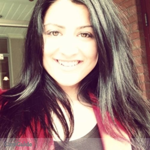 Canadian Nanny Provider Gabrielle Poupart's Profile Picture