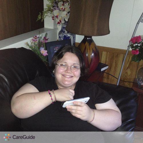 Child Care Provider Amber Green's Profile Picture