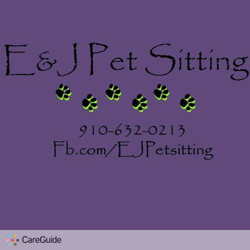Pet Care Provider Elise A's Profile Picture