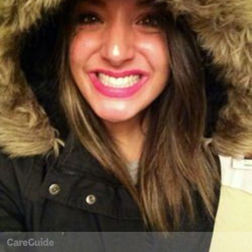 Canadian Nanny Provider Jessica 's Profile Picture