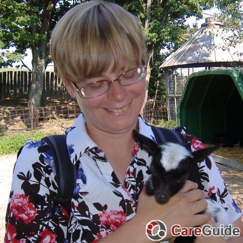 Pet Care Provider Nichola Torbett's Profile Picture