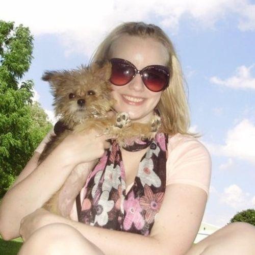 Pet Care Provider Ashleigh Cochrane's Profile Picture