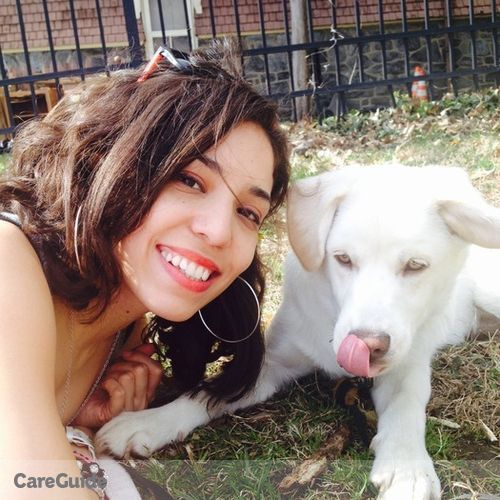 Pet Care Provider Maria Fernanda Marroquin's Profile Picture