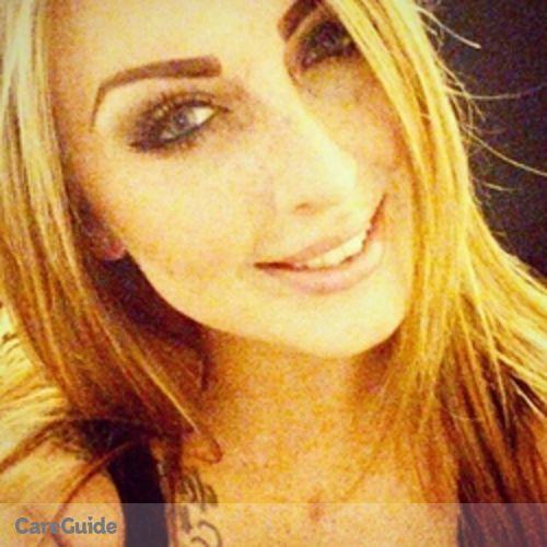 Canadian Nanny Provider Amanda King-Jones's Profile Picture