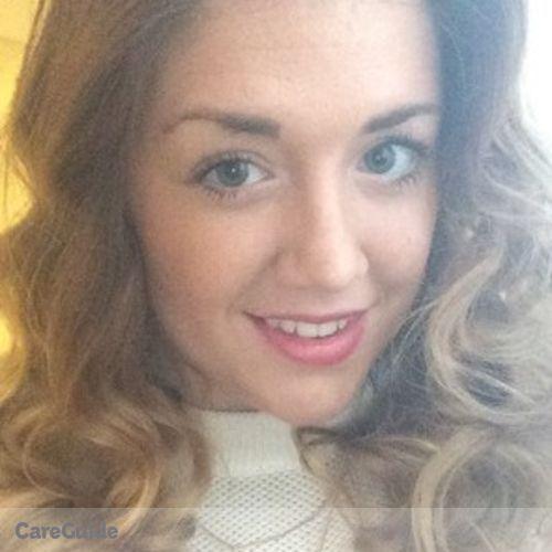 Canadian Nanny Provider Nikki Baker's Profile Picture