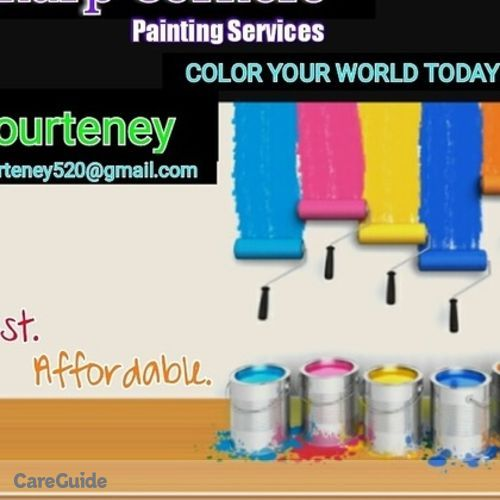 Painter Provider Courteney Edwards's Profile Picture