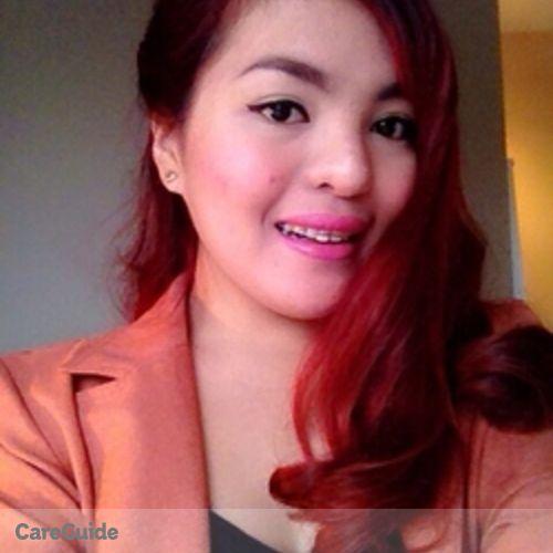 Canadian Nanny Provider Carla Somera's Profile Picture