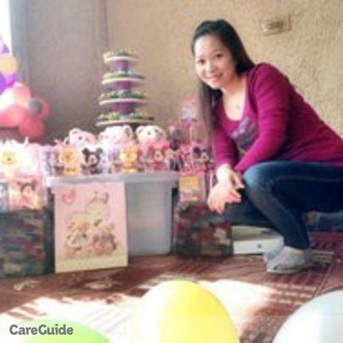 Canadian Nanny Provider Pacita Morales's Profile Picture