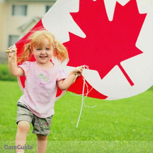 Canadian Nanny Provider Mellaniee Bills's Profile Picture