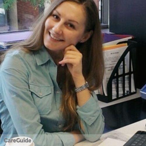 Canadian Nanny Provider Kristina S's Profile Picture