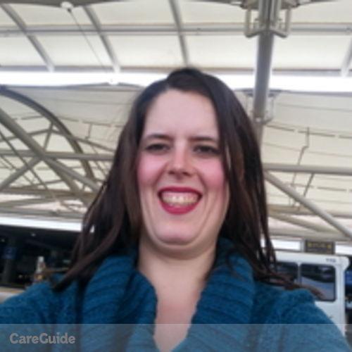 Canadian Nanny Provider Cristin Moore's Profile Picture