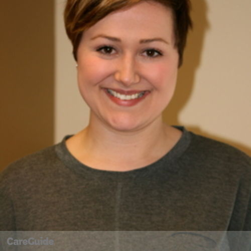 Canadian Nanny Provider Katie Smallhorn's Profile Picture