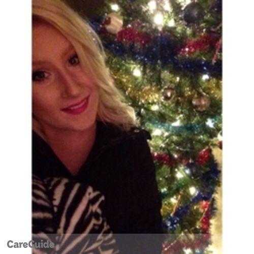 Canadian Nanny Provider Cassandra W's Profile Picture