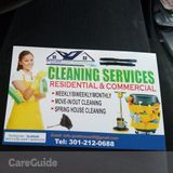 House Cleaning Company, House Sitter in Temple Hills