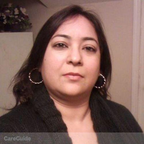 Canadian Nanny Provider Ritu Goswami's Profile Picture
