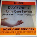 Skilled Elder Care Provider Looking for Work in Sarasota