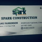 Spark Construction Ltd. - General Contractor