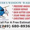 Walter's Window Washing