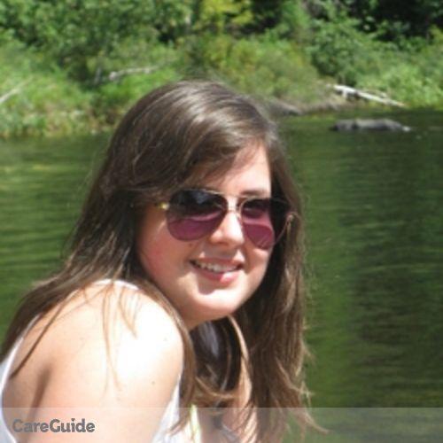 Canadian Nanny Provider Rebecca Ropchan's Profile Picture