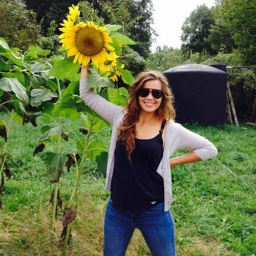 House Sitter Provider Megan Kirkham's Profile Picture