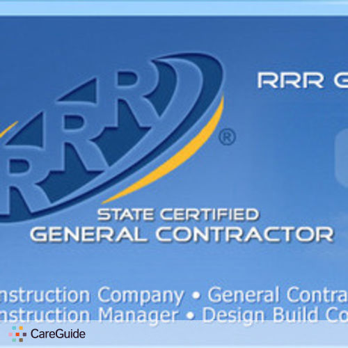 Painter Provider Rrr General Contractor's Profile Picture