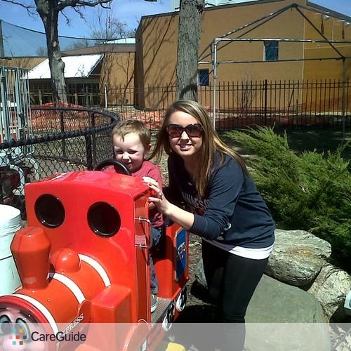 Child Care Job Alesia G's Profile Picture