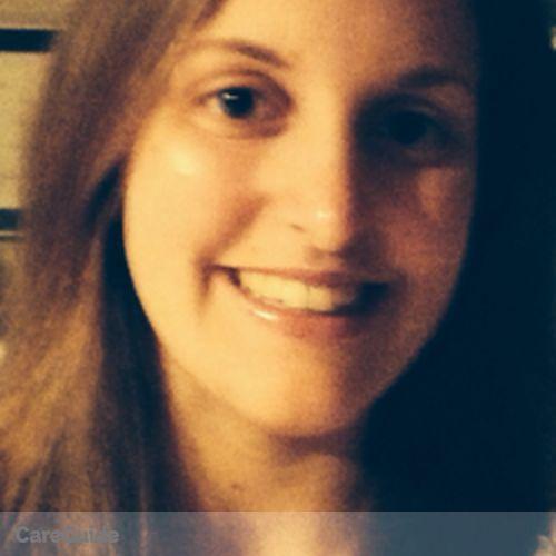 Canadian Nanny Provider Megan C's Profile Picture
