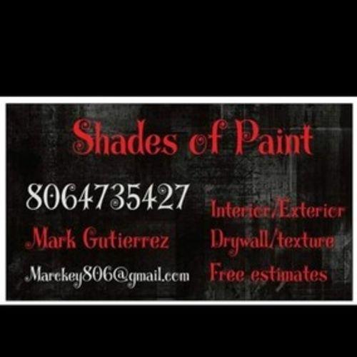 Painter Provider Mark G's Profile Picture