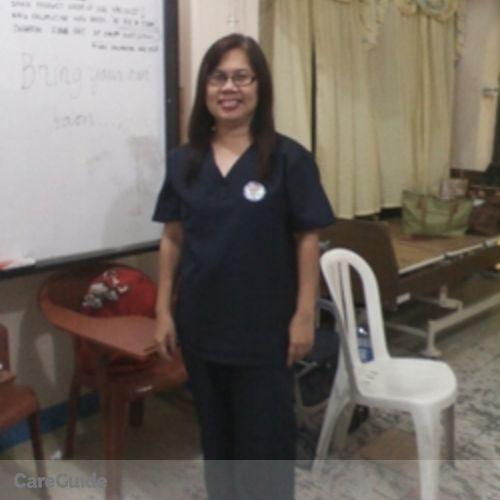 Canadian Nanny Provider Socorro Jasme's Profile Picture