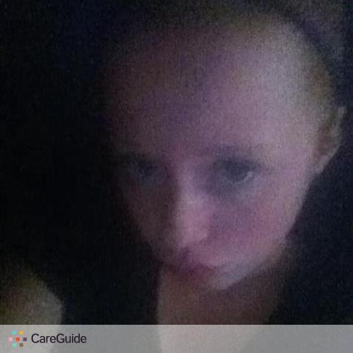 Child Care Provider Kirsten V's Profile Picture