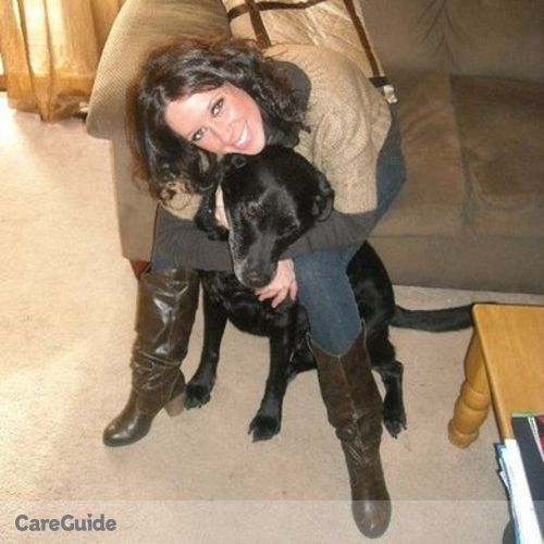Pet Care Provider Crystal Schofield's Profile Picture